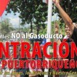 Invitan a manifestación en Adjuntas en contra del gasoducto