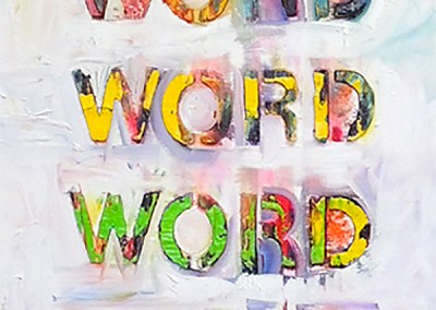 I use colorful words
