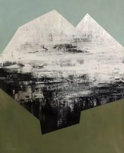 Horizon Oil on canvas 2015