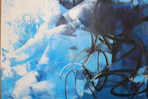 Blue Springs - Mia Tarducci