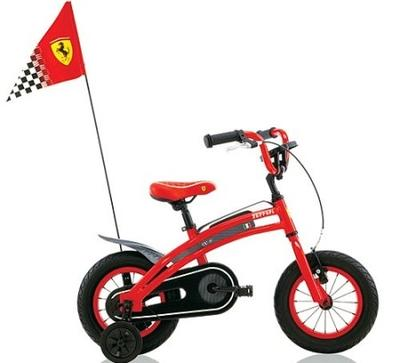 Su primer Ferrari