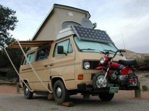 Un VW para vivir en el