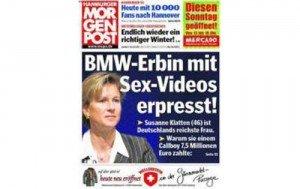 La adúltera de BMW