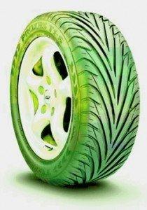 green_tire