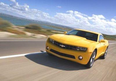 2- Chevrolet Camaro (empate)
