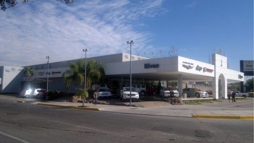 agencia rivas automotriz culiacan dodge jeep ram chrysler