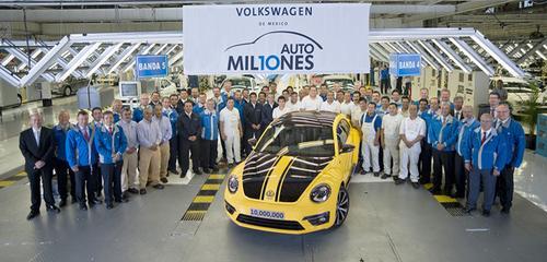 10_Million_Cars_VW_Mexico