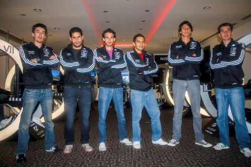nissan gt academy 2014 mexico