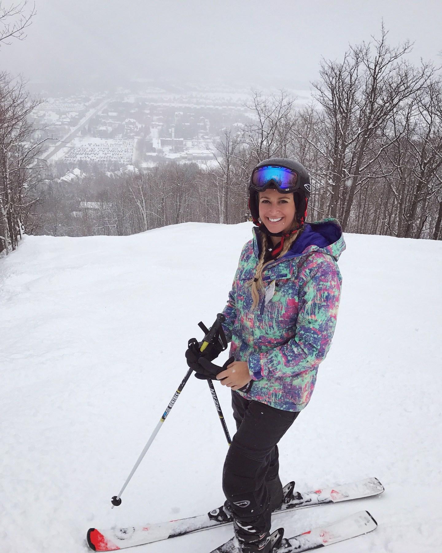 Mia goes M.I.A: Blue Mountain Resort