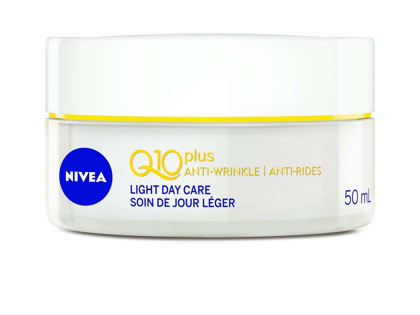 NIVEA Q10 Plus Anti-Wrinkle Light Day Care 50mL_056594867956_Jar.jpg