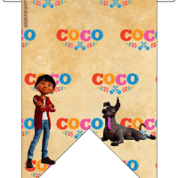 Kit Imprimible de Coco Disney para descargar gratis