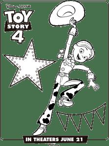 Toy-Story-4-Dibujos-para-imprimir-Jessy-la-vaquerita