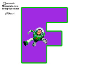 Letras de Toy Story Buzz Lightyear
