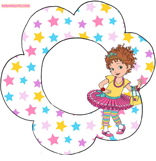 decoracion Fancy Nancy