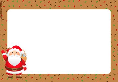 Navidad Tarjetas para Imprimir