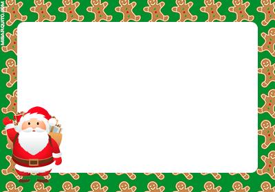 Tarjetitas Navidad para descargar