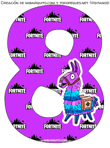 Numeros Fortnite Numbers