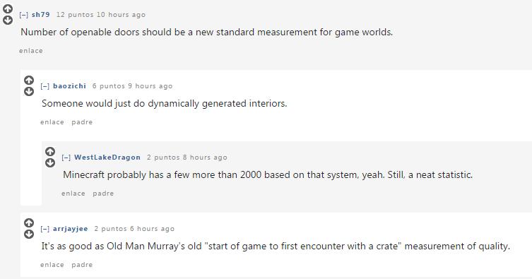 Reddit - Comentarios