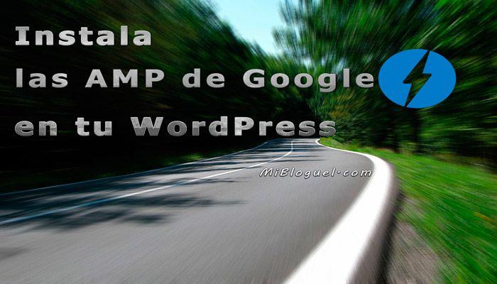 Las AMP de Google