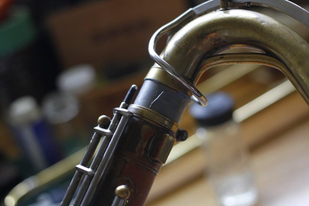 Buescher Aristocrat Tenor Saxophone
