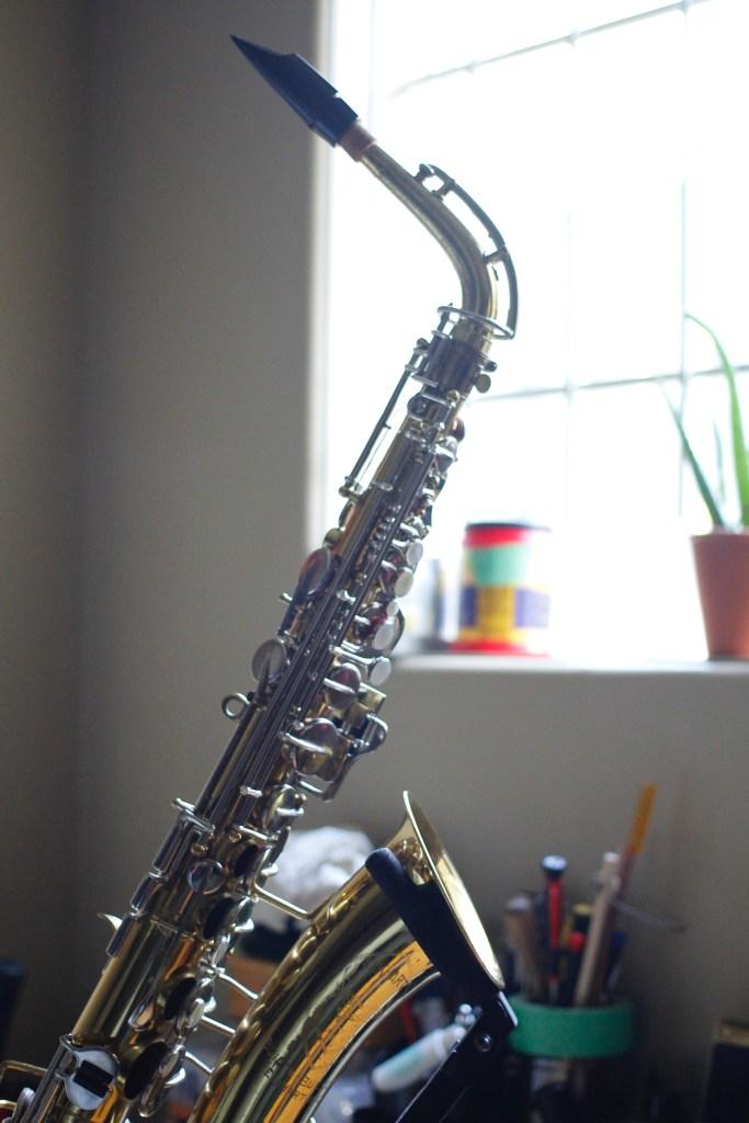 Buescher 21A Saxophone