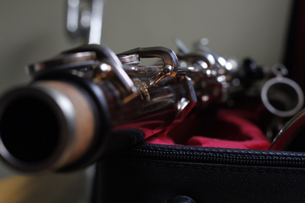 Buffet Bass Clarinet – Grenadilla