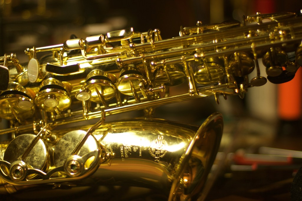 Selmer Super Action 80 Series II Alto Saxophone