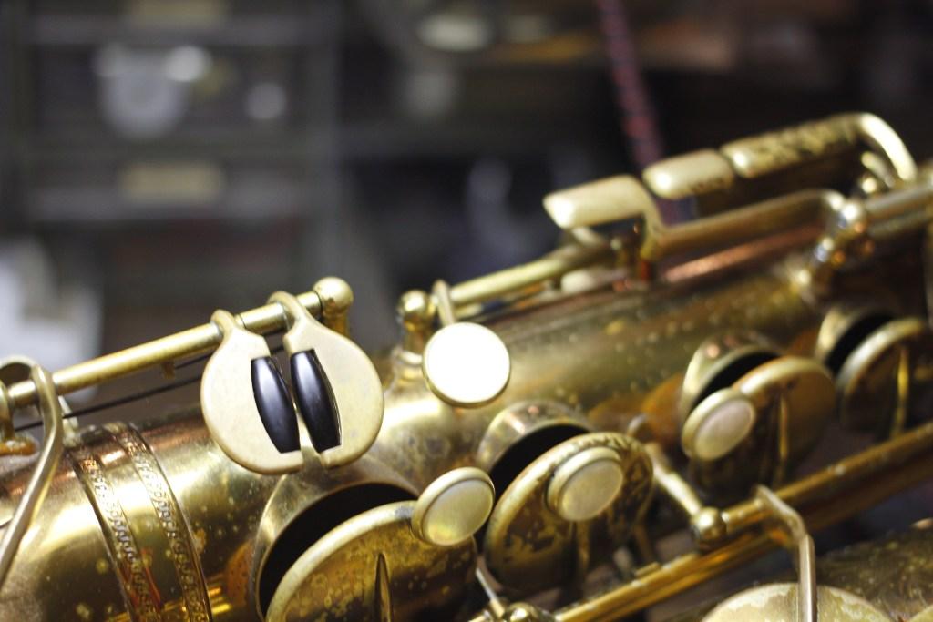 Selmer Super Balanced Action Alto Saxophone