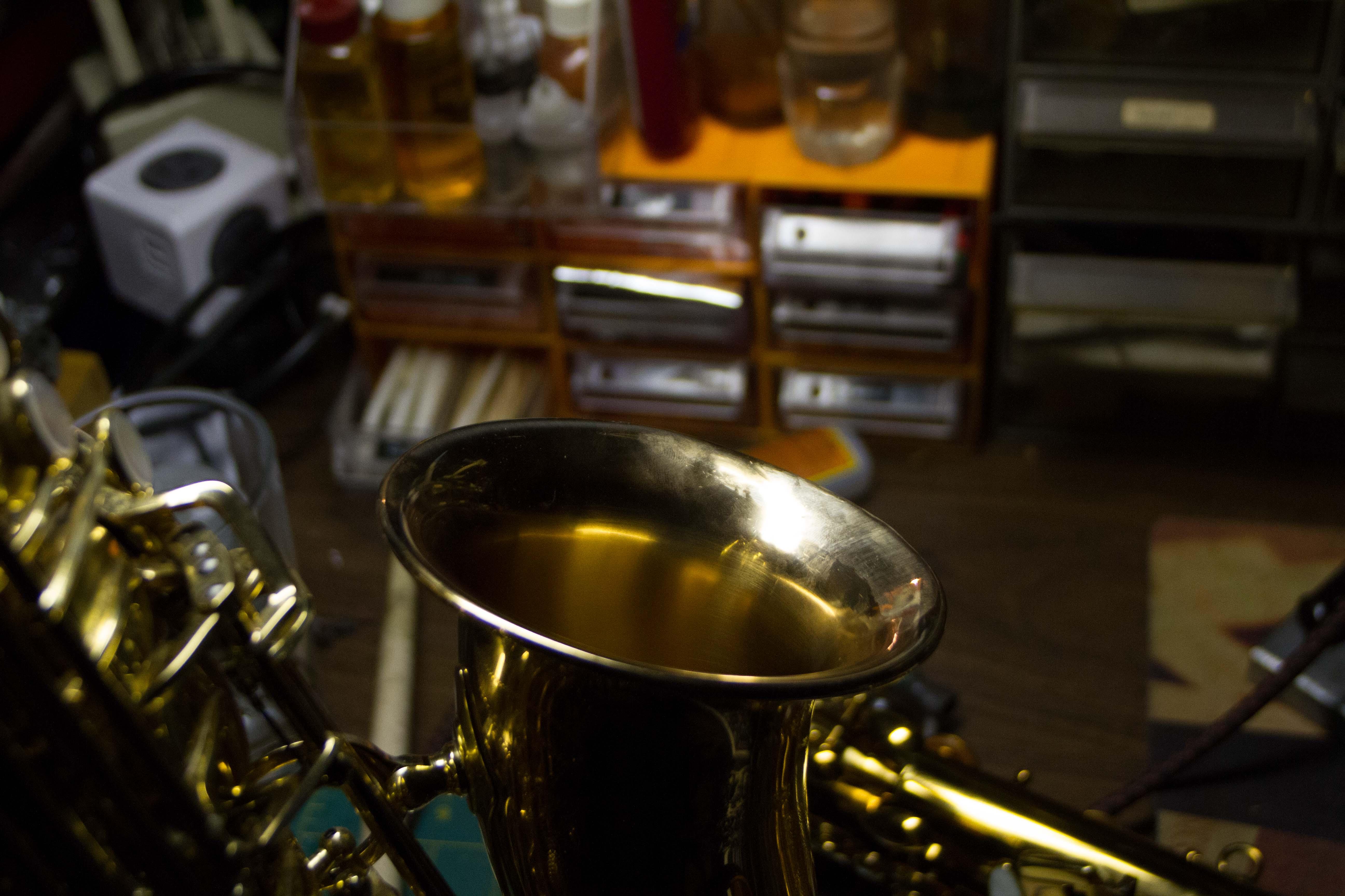 Yanagisawa Saxophone