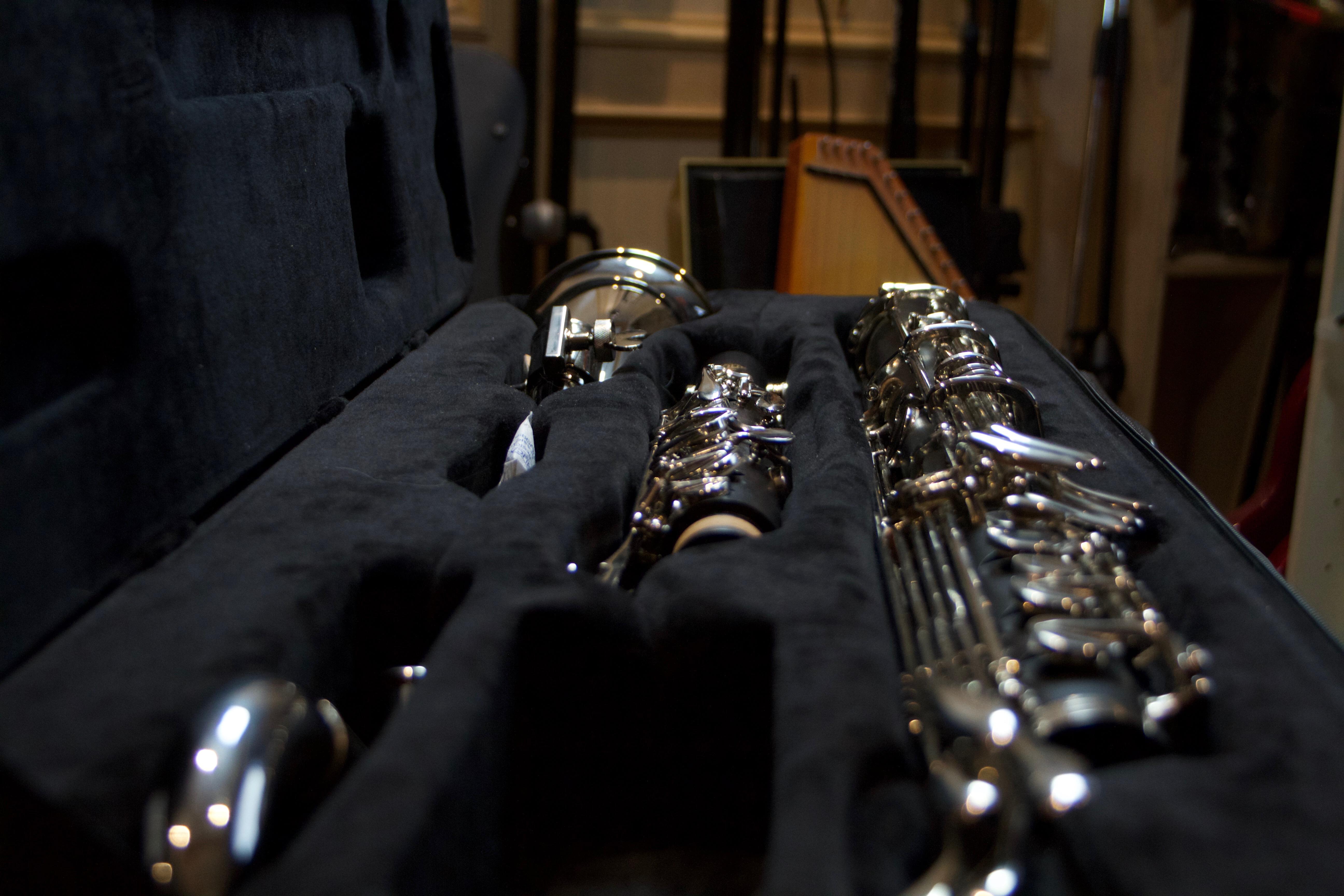 Ridenour 925c Lyrique Clarinet