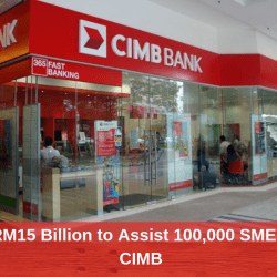 CIMB Bank 15 Billion SME Loan