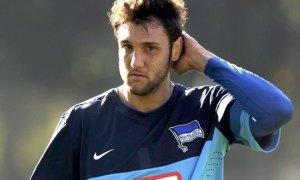 Kevin Pezzoni espera jugar con el Hertha