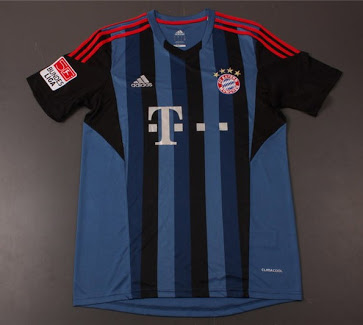 Camiseta FC Bayern München modelos