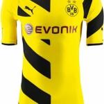 Nueva camiseta Borussia Dortmund 2014/2015 local