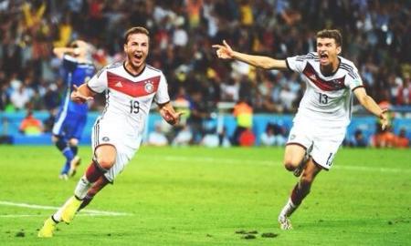 Gol de Götze Final Mundial 2014