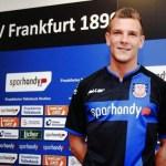 Nueva camiseta FSV Frankfurt 2014/15