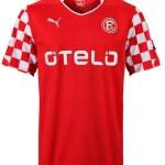Nueva camiseta Fortuna Düsseldorf 2014/15 local