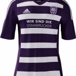 Nueva camiseta Osnabrück 2014/15 local