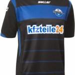 Nueva camiseta Paderborn 2014/2015 local