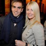 Claudia Lahm esposa Phillipp Lahm