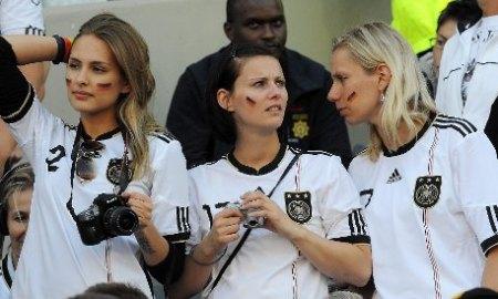 Novias jugadores Alemania