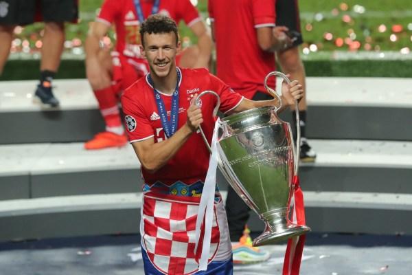 FC Bayern München quiere fichar definitivamente a Ivan Perisic