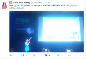 Go Social Bolivia