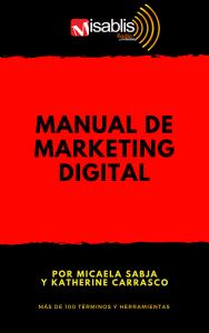 Manual de marketing digital: terminología y herramientas