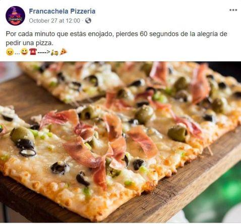 Emoticones Francachela pizzería