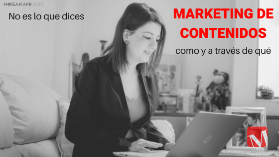 marketing de contenidos Mica Sabja