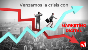 Vencer la crisis marketing digital