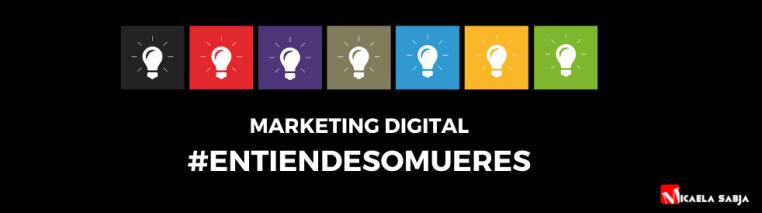 Podcast marketing digital entiendes o mueres por Mica Sabja