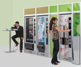Adecuación de espacios para máquinas de vending en empresas y locales
