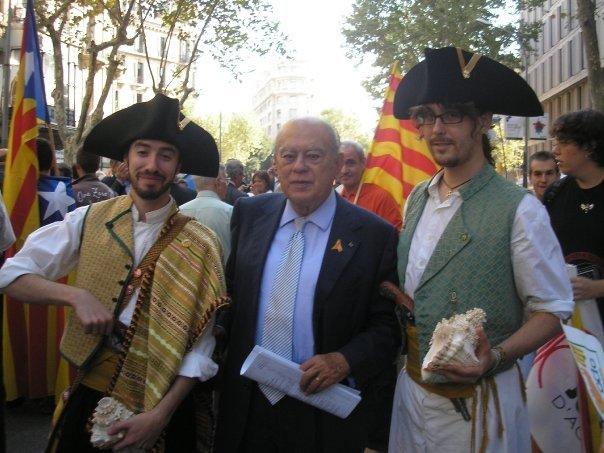 Jordi Pujol, expresident de la Generalitat de Catalunya